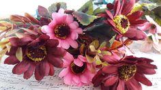 Buquet de flor artificial
