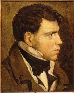 Portrait of a young man - Jean Auguste Dominique Ingres