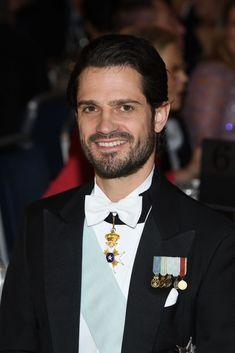 PRINZ CARL PHILIP-Bernadotte-Adel-Royal-Monarchie-ORIGINAL POSTCARD-STOCKHOLM