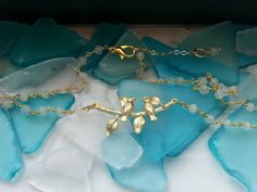 Moonstone Jewelry  Bird Necklace  Beautiful by RenesJewelryArt. Visit my Etsy site for more info, just click on the pic! Use coupon code SAVE10 for 10% discount!