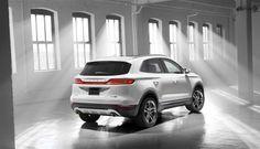 2015 Lincoln MKC Image