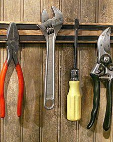 Cool tool handles