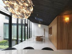 Flynn Mews House by Lorcan O'Herlihy Architects