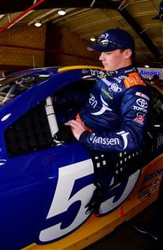 NASCAR notes: Brett Moffitt to fill in for Vickers again in MWR ...