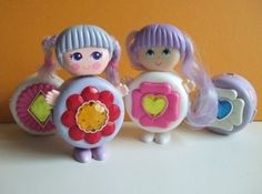 The joy of transforming these: | 53 Things Only '80s Girls Can Understand