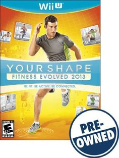 Your Shape: Fitness Evolved 2013 — PRE-Owned - Nintendo Wii U
