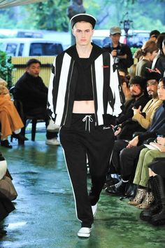 Male Fashion Trends: G.V.G.V. Spring-Summer 2018 - Tokyo Fashion Week