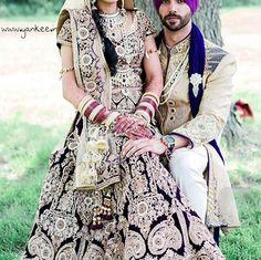girls wedding dresses,couples dp,punjabi suit: wedding dress Images