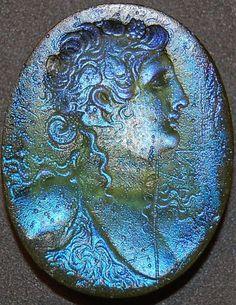 Glass Seal, 1st Century BCE, Roman