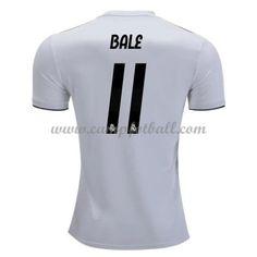 Real Madrid Fotballdrakter 2018-19 Gareth Bale 11 Hjemmedrakt Bale 11, Gareth Bale, Real Madrid