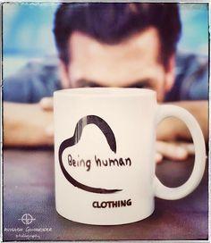Being Human- Salman Khan 💙💛❤