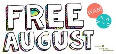 It's FREE August at WAM!  Enjoy free admission to the Museum for an entire month--our most popular summer tradition--thanks to the generosity of The Kirby Foundation.  Join us for lots of fun activities available during Museum hours. These include Medieval games and try-on armor, a giant outdoor chessboard, a book swap, stroller tours, art carts, drawing club, and yoga in our Courtyard! Outdoor activities are weather permitting.
