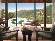 Four Seasons Resort | SEYCHELLES