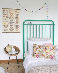 Thanks @lottieisloving for featuring our Miller bed!