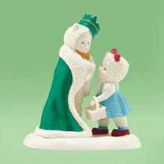 "Snowbabies Wizard of Oz ""New"""