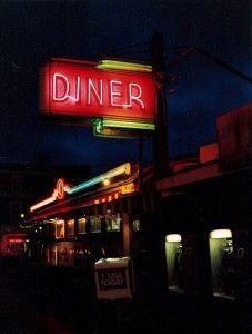 Boulevard Diner, Worcester, Mass. (Worcester Lunch Car Co.)