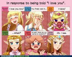 Zelda....you tease
