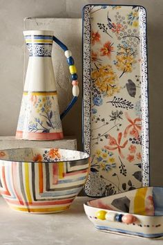 Un blog de decoración a mi manera...: Cosas lindas para la mesa de verano...
