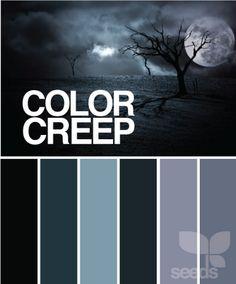 color creep