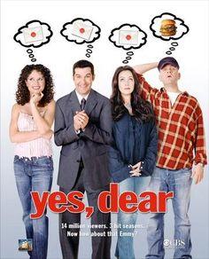 Yes Dear TV Show