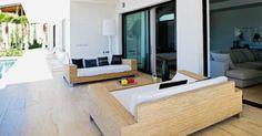 Modern And Minimalist House In Spain of Furniture Designer Morten Georgsen
