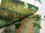 Monoprint (as opposed to monotype) Printing collagraph mono print Devon Hedge Bank. Gelli Plate Printing, Stamp Printing, Collagraph Printmaking, Gelli Arts, Art Plastique, Art Techniques, Art Lessons, Art Projects, Art Tutorials