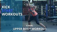 Get Perfect Tank-Top Arms with This 6-Minute Workout: Video - HealthiNation