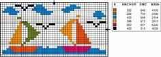 Patrones punto de cruz en pdf   Aprender manualidades es facilisimo.com