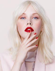 Platinum Blonde Bob Ideas For 2018 Look - Styles Art Platinum Blonde Bobs, Afro, Natural Summer Makeup, Beauty Makeup, Hair Beauty, Blonde Hair Makeup, Blonder Bob, Cool Skin Tone, Makeup Designs
