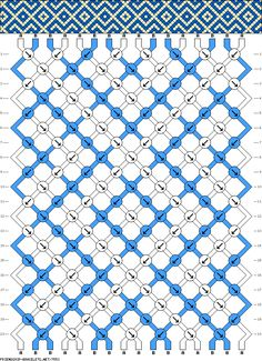 16 strings 20 rows 2 colors