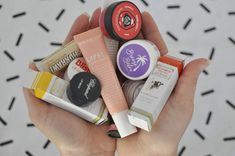 Road Testing the Best Lip Balms for Winter | Be A Fun Mum