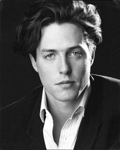 The Jane Austen Film Club: Hugh Grant- Actor of the Week (The Original Floppy-Haired Brit)