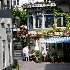 Baden Baden, Germany. Just around the corner ... www.hotel-am-sophienpark.de