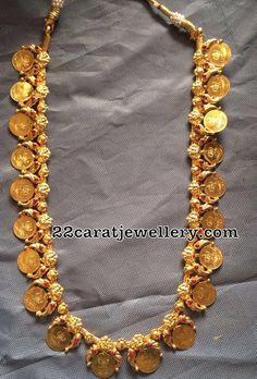 Silver Jewelry Silver Kasu Mala with Pendants - silver jewellery, gold plated, Kerala Jewellery, India Jewelry, Maharashtrian Jewellery, Gold Jewellery Design, Silver Jewelry, Antique Earrings, Necklace Designs, Pendant Jewelry, Bridal Jewelry