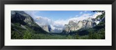 Yosemite National Park CA USA