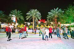 10 of the Best Ice Skating Rinks in Arizona!