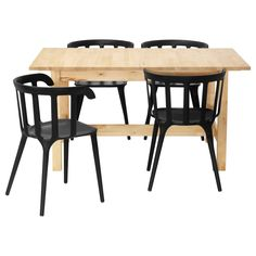 Table ikea tranetorp long things i love for my home pinterest home cha - Table et chaises ikea ...