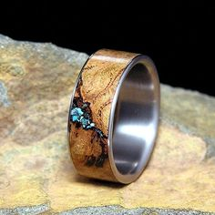 36 unconventional wedding rings for men neatorama - Mens Unique Wedding Ring