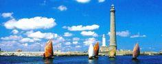 phare de l'Île - Vierge  le plus haut d'Europe  avec une hauteur de 82,50mètres