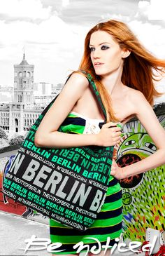 Berlin Robin, Berlin, Campaign, Wonder Woman, Models, Superhero, Random, Bags, Outfits