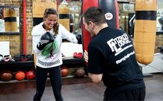 #Pippa #Middleton at Fitzroy Lodge Amateur Boxing Club via Telegraph