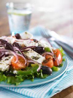 Kreikkalainen salaatti | Maku