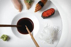 Sushi Time - Sushi Serving Plate » Review