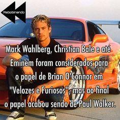 E o resto é história... #velozesefuriosos #paulwalker #filme #curiosidades #cinefilos #cinema #eminem