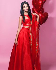 VDay Capsule Collection by M A N I J A S S A L Red MKJ Classic Skirt X Red Jasmine Top X LTD. FLEURdelaCOUEUR Dupatta Photo: @brownricephotographyto Hair and MU: @ready.to.glow Model: @moenaah #ootd#ootn#potd#lengha#manijassal#mkj#valentinesday#vday#bae#love#photoshoot#editorial#fashioneditorial#inspo#wedding#indianwedding#indianfashion#canadiandesigner#glam#hearts#kisses#xoxo#fashionblogger#inspo#vdayinspo#inspiration#mua#prom#prom2017