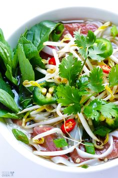 Homemade 30-minute Pho