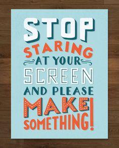 Or go do something!! Lol