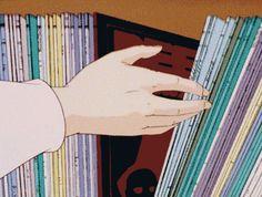 "animeismywhore: "" Maison Ikkoku, episode 34: ""Overpowered by Love! The Grandma Yukari Gold Tooth Gaunlet"" """