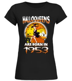 Halloqueens are born in 1953 Halloween