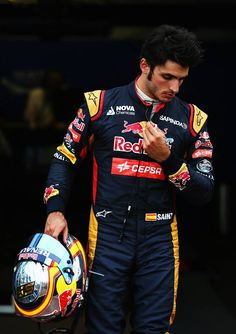 Carlos Sainz Jr. Grand Prix of Monaco 2015